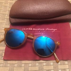 Oliver Peoples O'MALLEY Sunglasses limited edition